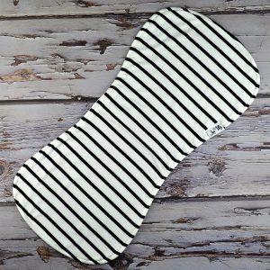 Black & White Burp Cloth