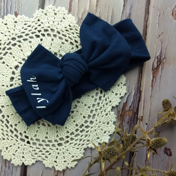 Personalised bow