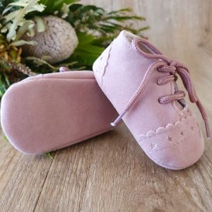 baby lace up shoes