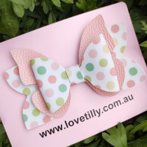 Love Tilly Bow Collection